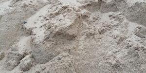 Vasket sand